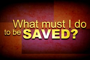 How Can I Be Saved?‎