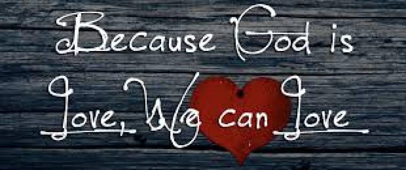 God's Kind of Love.